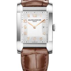 Ремонт часов Baume & Mercier 10018 Hampton Lady в мастерской на Неглинной