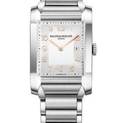Ремонт часов Baume & Mercier 10020 Hampton Lady в мастерской на Неглинной