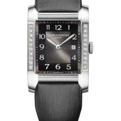 Ремонт часов Baume & Mercier 10022 Hampton Lady в мастерской на Неглинной