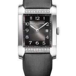 Ремонт часов Baume & Mercier 10024 Hampton Lady в мастерской на Неглинной