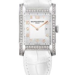 Ремонт часов Baume & Mercier 10025 Hampton Lady в мастерской на Неглинной