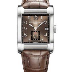 Ремонт часов Baume & Mercier 10028 Hampton Small Seconds в мастерской на Неглинной