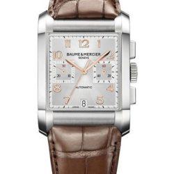 Ремонт часов Baume & Mercier 10029 Hampton Chronograph в мастерской на Неглинной