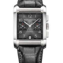 Ремонт часов Baume & Mercier 10030 Hampton Chronograph в мастерской на Неглинной