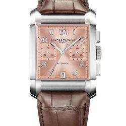Ремонт часов Baume & Mercier 10031 Hampton Chronograph в мастерской на Неглинной