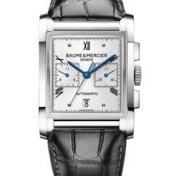 Ремонт часов Baume & Mercier 10032 Hampton Chronograph в мастерской на Неглинной