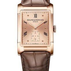 Ремонт часов Baume & Mercier 10033 Hampton Manual в мастерской на Неглинной