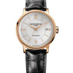 Ремонт часов Baume & Mercier 10037 Classima Automatic в мастерской на Неглинной