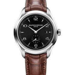 Ремонт часов Baume & Mercier 10053 Clifton Small Seconds в мастерской на Неглинной