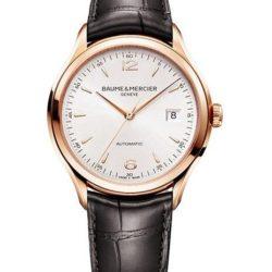 Ремонт часов Baume & Mercier 10058 Clifton Automatic в мастерской на Неглинной