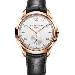 Ремонт часов Baume & Mercier 10060 Clifton 1830 Manual в мастерской на Неглинной