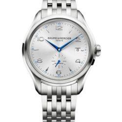 Ремонт часов Baume & Mercier 10099 Clifton Small Seconds в мастерской на Неглинной