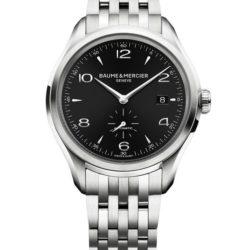 Ремонт часов Baume & Mercier 10100 Clifton Small Seconds в мастерской на Неглинной