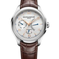 Ремонт часов Baume & Mercier 10149 Clifton Retrograde Date Automatic в мастерской на Неглинной