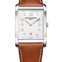 Ремонт часов Baume & Mercier 10153 Hampton Medium Quartz в мастерской на Неглинной