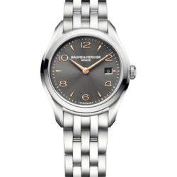Ремонт часов Baume & Mercier 10209 Clifton Quartz в мастерской на Неглинной