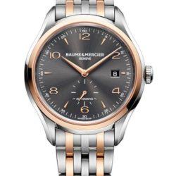 Ремонт часов Baume & Mercier 10210 Clifton 1830 41 mm в мастерской на Неглинной