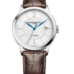 Ремонт часов Baume & Mercier 10214 Classima Automatic в мастерской на Неглинной