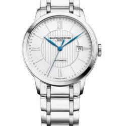 Ремонт часов Baume & Mercier 10215 Classima Automatic в мастерской на Неглинной
