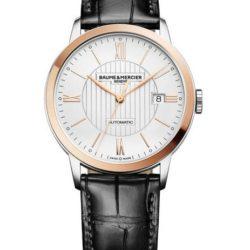 Ремонт часов Baume & Mercier 10216 Classima Automatic в мастерской на Неглинной