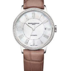 Ремонт часов Baume & Mercier 10222 Classima Quartz в мастерской на Неглинной