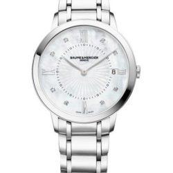 Ремонт часов Baume & Mercier 10225 Classima Quartz в мастерской на Неглинной