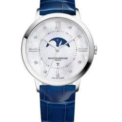 Ремонт часов Baume & Mercier 10226 Classima Quartz в мастерской на Неглинной
