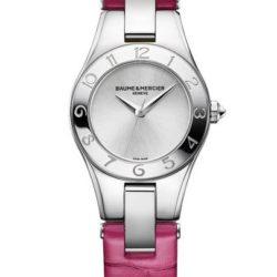 Ремонт часов Baume & Mercier 10228 Linea Pop Pink в мастерской на Неглинной