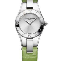 Ремонт часов Baume & Mercier 10229 Linea Fresh Green в мастерской на Неглинной