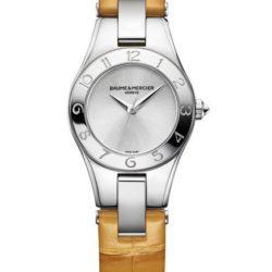Ремонт часов Baume & Mercier 10230 Linea Peppy Honey в мастерской на Неглинной