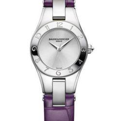 Ремонт часов Baume & Mercier 10231 Linea Graphic Violet в мастерской на Неглинной
