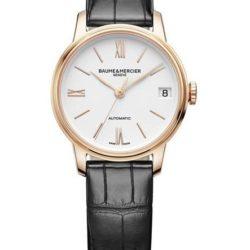 Ремонт часов Baume & Mercier 10270 Classima Automatic в мастерской на Неглинной