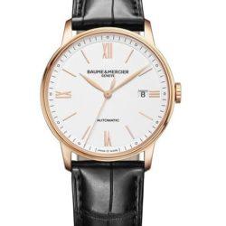 Ремонт часов Baume & Mercier 10271 Classima Automatic в мастерской на Неглинной