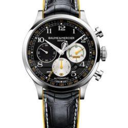 Ремонт часов Baume & Mercier 10282 Capeland Shelby Cobra 1963 в мастерской на Неглинной