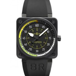 Ремонт часов Bell & Ross BR 01 Airspeed Aviation Flight Instruments в мастерской на Неглинной