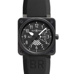 Ремонт часов Bell & Ross BR 01 Altimeter Aviation Flight Instruments в мастерской на Неглинной