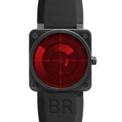 Ремонт часов Bell & Ross BR 01 Red Radar Aviation Flight Instruments в мастерской на Неглинной