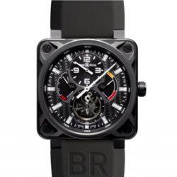 Ремонт часов Bell & Ross BR 01 Tourbillon Aviation 46 mm в мастерской на Неглинной