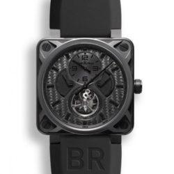 Ремонт часов Bell & Ross BR 01 Tourbillon Phantom Aviation 46 mm в мастерской на Неглинной