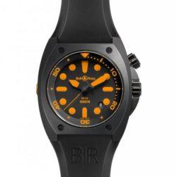 Ремонт часов Bell & Ross BR 02-92 Orange Marine Automatic в мастерской на Неглинной
