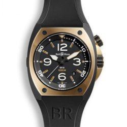 Ремонт часов Bell & Ross BR 02-92 Rose Gold & Carbon Marine Automatic в мастерской на Неглинной