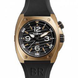 Ремонт часов Bell & Ross BR 02-92 Rose Gold Marine Automatic в мастерской на Неглинной