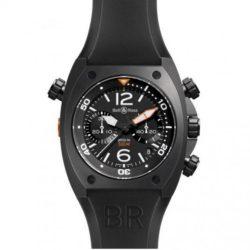 Ремонт часов Bell & Ross BR 02-94 Carbon Marine Chronographe в мастерской на Неглинной