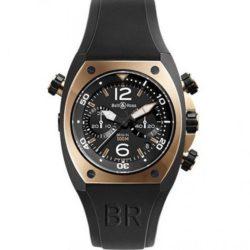 Ремонт часов Bell & Ross BR 02-94 Rose Gold & Carbon Marine Chronographe в мастерской на Неглинной