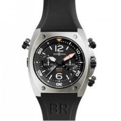 Ремонт часов Bell & Ross BR 02-94 Steel Marine Chronographe в мастерской на Неглинной