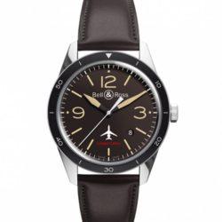 Ремонт часов Bell & Ross BR 123 Falcon Vintage 43 mm в мастерской на Неглинной
