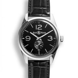 Ремонт часов Bell & Ross BR 123 Officer Black Vintage 41 mm в мастерской на Неглинной