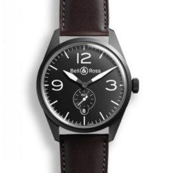 Ремонт часов Bell & Ross BR 123 Original Carbon Vintage 41 mm в мастерской на Неглинной