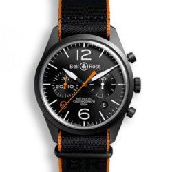 Ремонт часов Bell & Ross BR 126 Carbon Orange Vintage Chronograph в мастерской на Неглинной