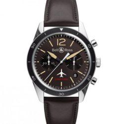 Ремонт часов Bell & Ross BR 126 Falcon Vintage Chronograph в мастерской на Неглинной
